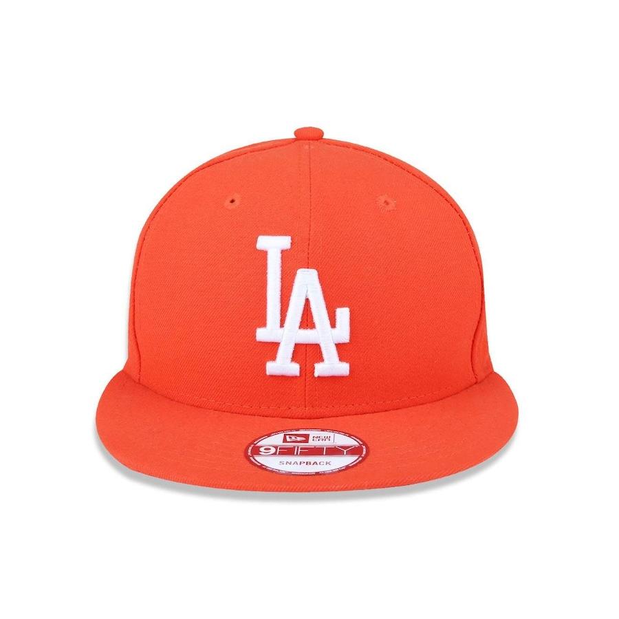 Boné Aba Reta New Era 950 MLB Los Angeles Dodgers 19000 - Snapback - Adulto d9454969eeb