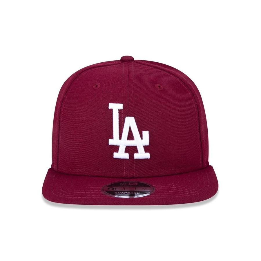 Boné Aba Reta New Era 950 Original Fit MLB Los Angeles Dodgers 33939 -  Snapback - Adulto 41cff3c71c3
