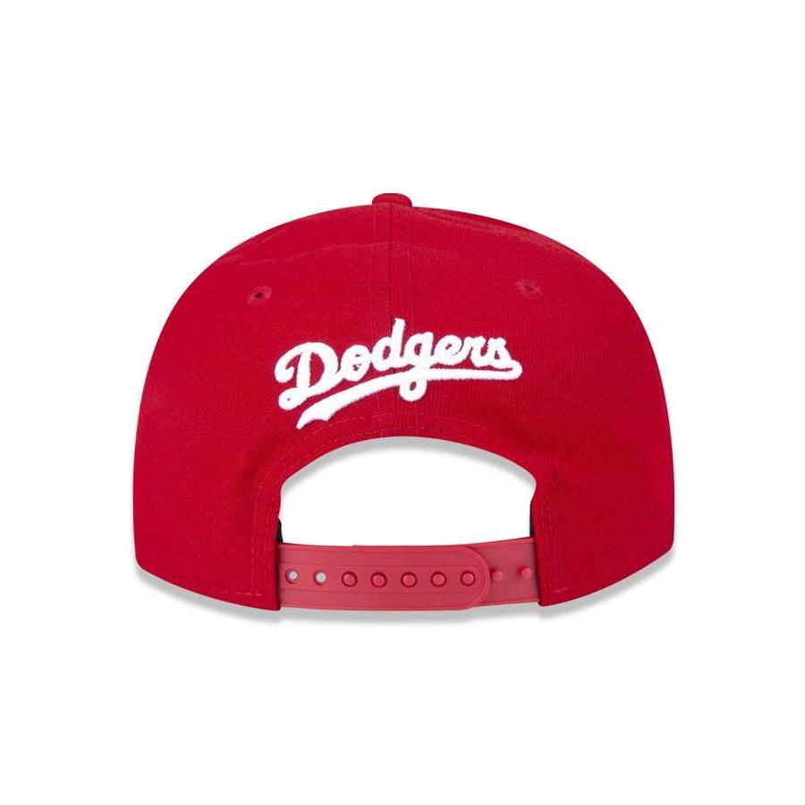 Boné Aba Reta New Era 950 Original Fit MLB Los Angeles Dodgers 29975 -  Snapback - - Adulto 6309bb0280a
