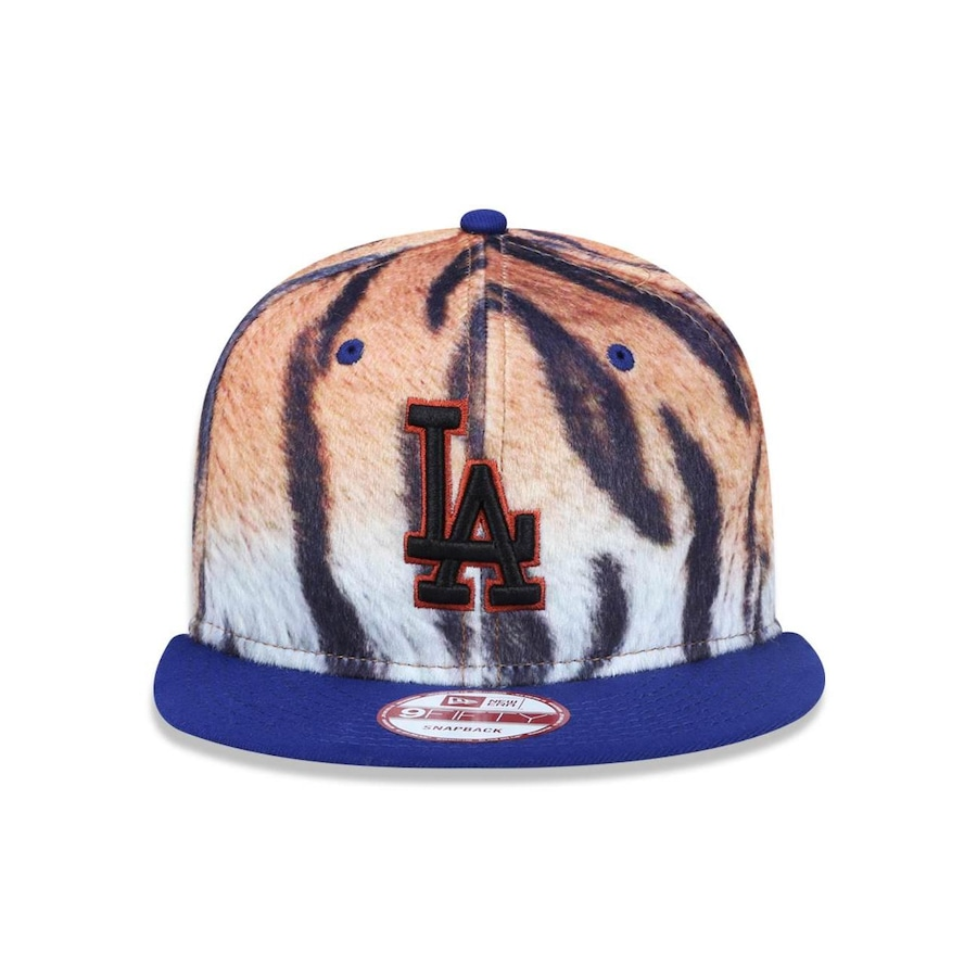 Boné Aba Reta New Era 950 MLB Los Angeles Dodgers 29175 - Snapback - Adulto 5c48159ca28