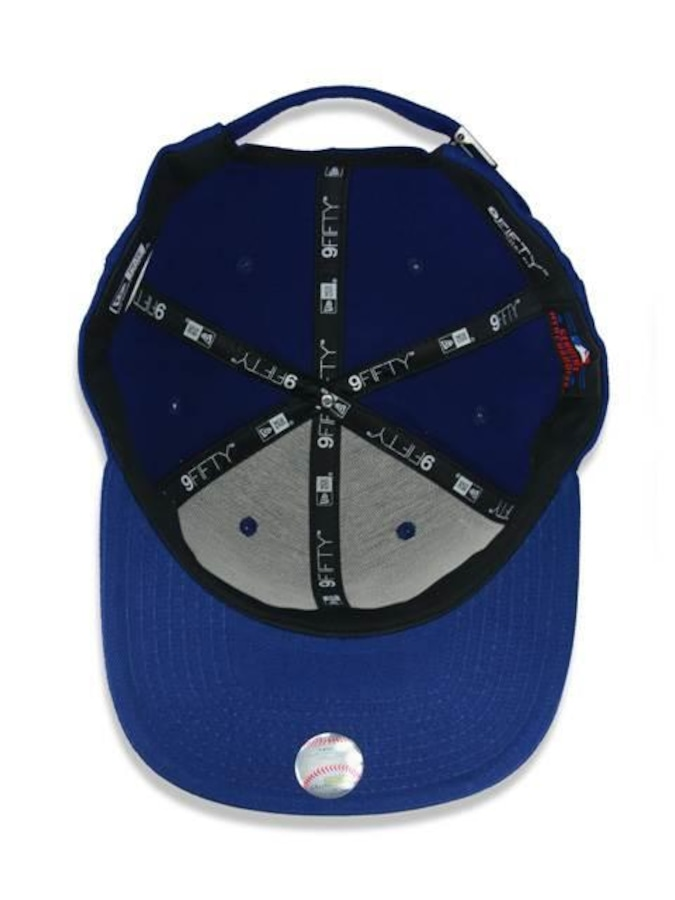 2c4ea9435e8a9 Boné Aba Reta New Era 950 Original Fit MLB Los Angeles Dodgers 29967 -  Snapback - Adulto