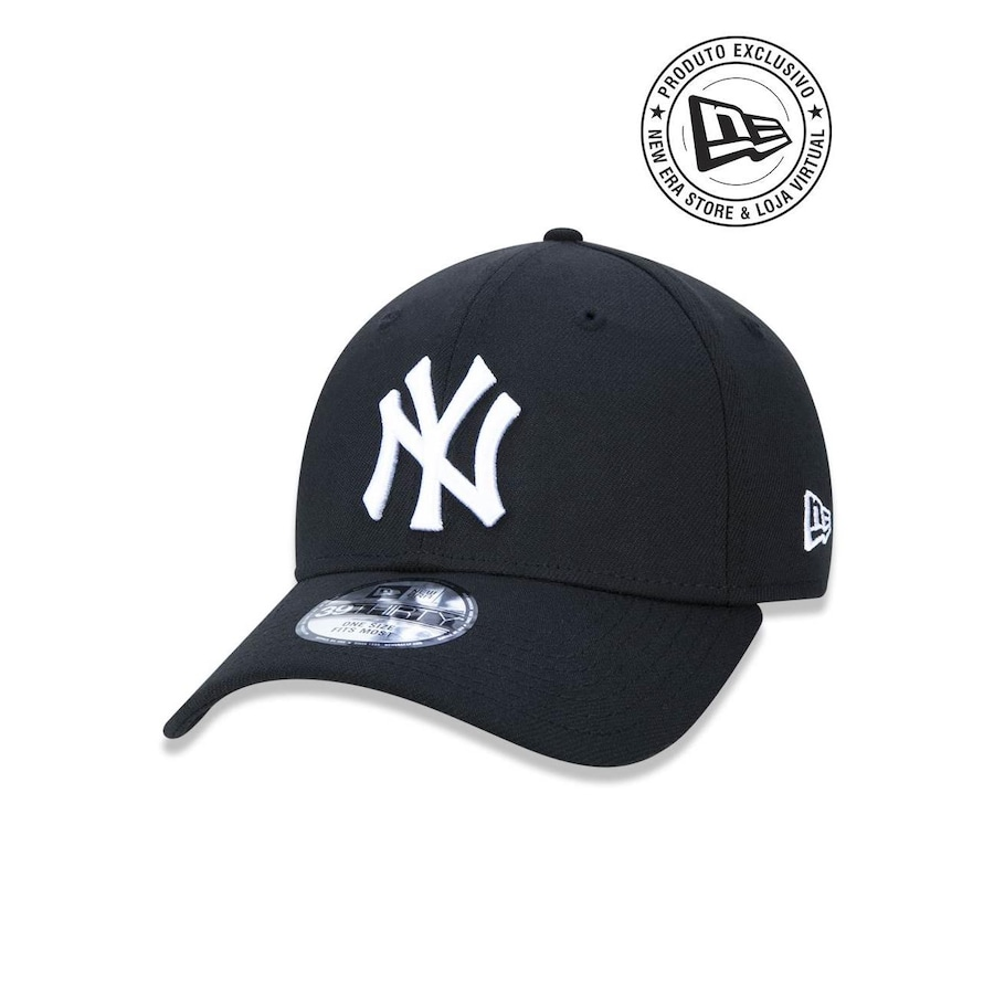 646235bb8f13e Boné New Era 3930 MLB New York Yankees 44718 - Fechado - Adulto