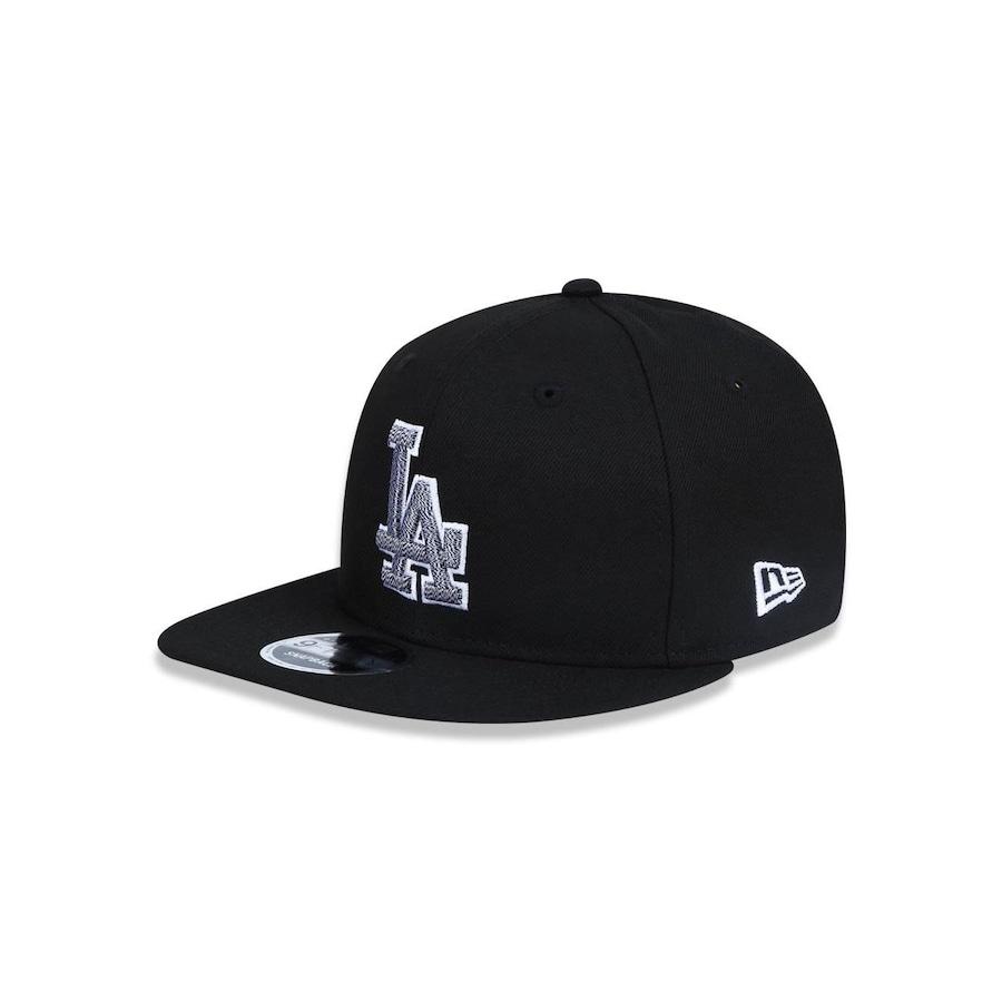 8b0ef2fb2 Boné Aba Reta New Era 950 Original Fit MLB Los Angeles Dodgers 39948 -  Snapback - Adulto
