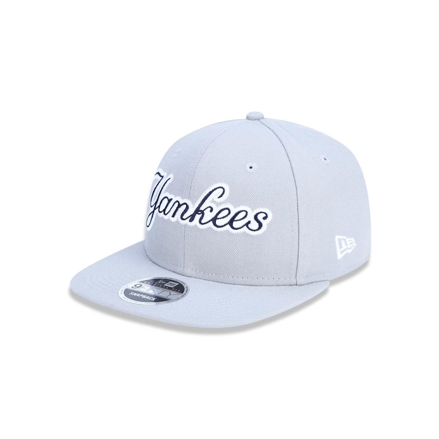 Boné Aba Reta New Era 950 Original Fit MLB New York Yankees 43646 - Snapback  - Adulto e13d1016847