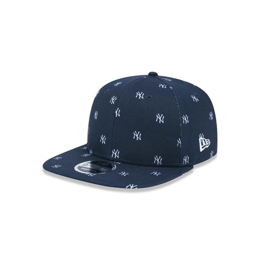 39fbe111b59bb Boné Aba Reta New Era 950 Original Fit MLB New York Yankees 43923 - Snapback  - Adulto
