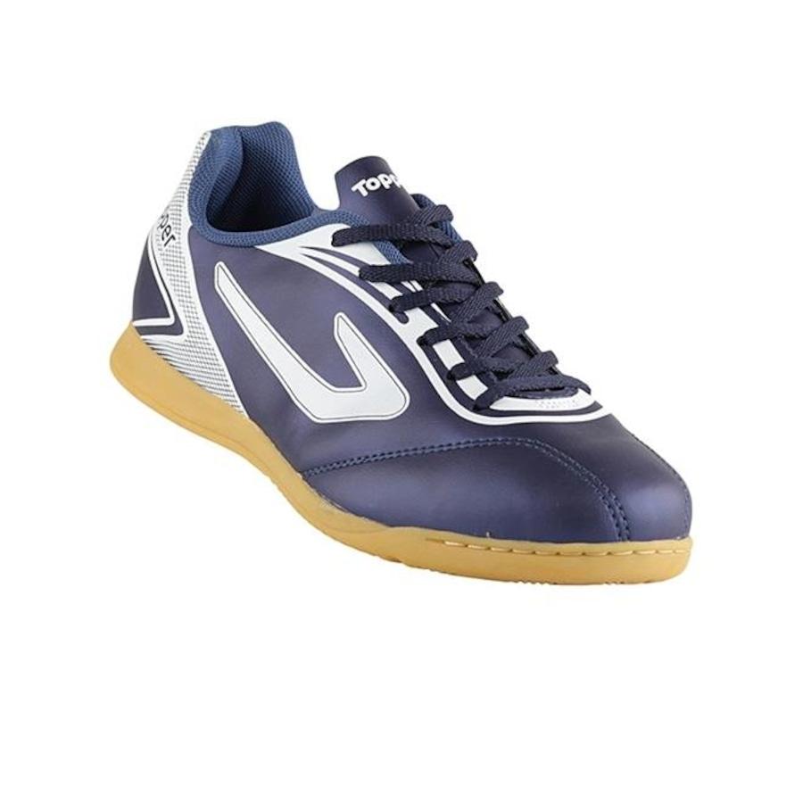 Chuteira Futsal Topper CUP - Adulto 8ab6cc22cb6ac