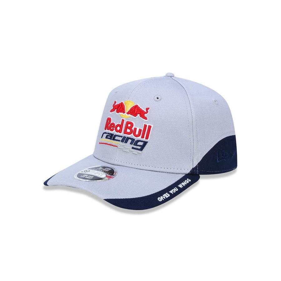 Boné Aba Curva New Era 3930 Red Bull Racing 40415 - Fechado - Adulto cf1d11aaea1
