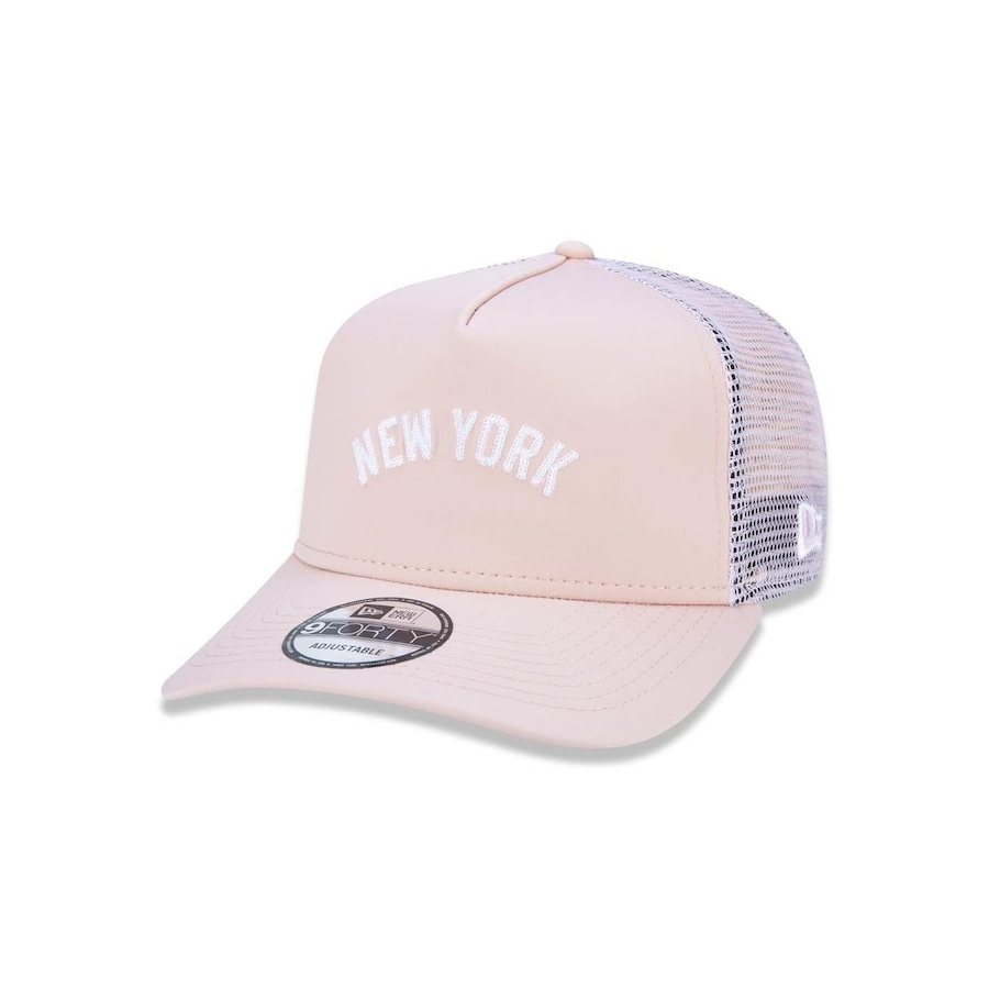 2d138a39ca87f Boné Aba Curva New Era 940 MLB New York Yankees 43702 - Snapback - Adulto