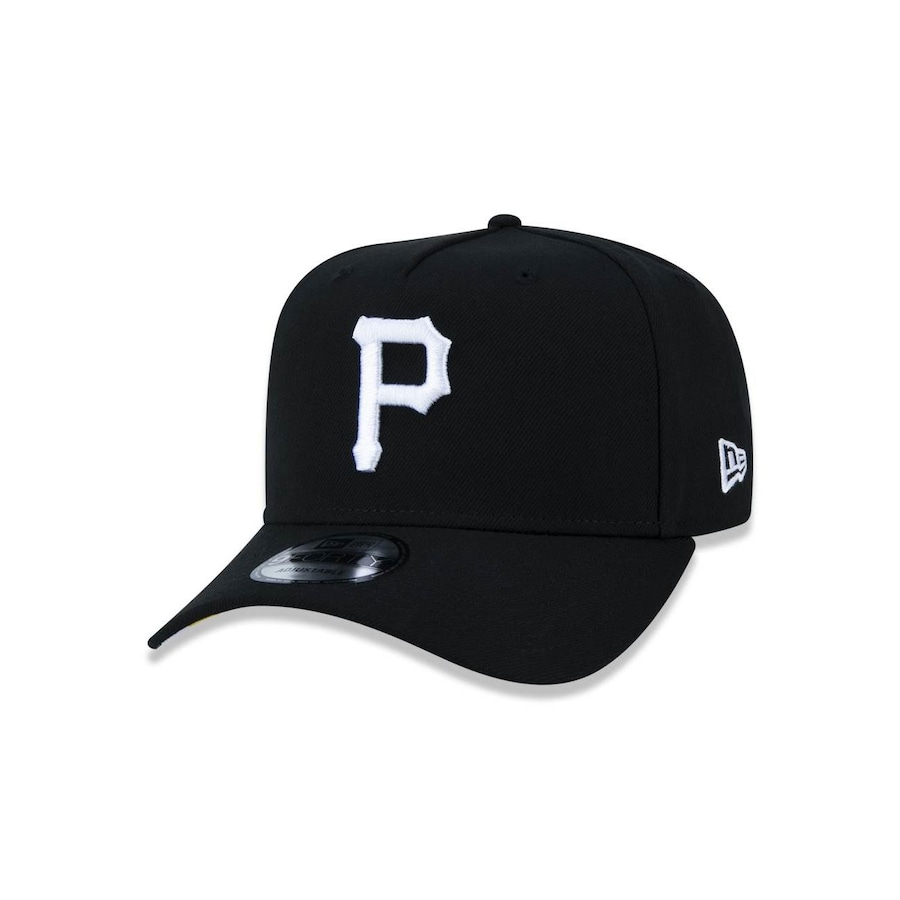 Boné Aba Curva New Era 940 MLB Pittsburgh Pirates 43591 - Snapback . 14bcfde2e3c