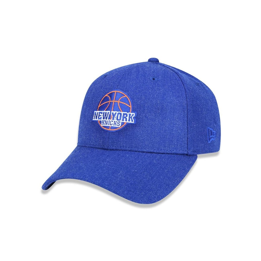3fe634ccc56 Boné Aba Curva New Era 940 NBA New York Knicks 41923 - Snapback - Adulto