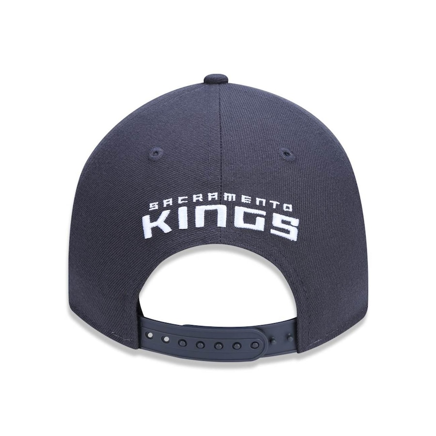 8bca577bf355d Boné Aba Curva New Era 940 NBA Sacramento Kings 40987 - Snapback - Adulto