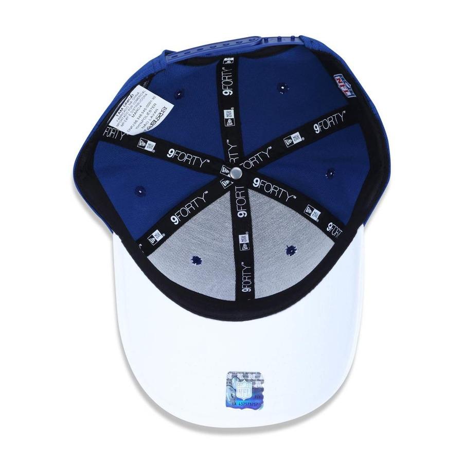 Boné Aba Curva New Era 940 NFL Indianapolis Colts 42171 - Snapback - Adulto 1d18e7d266f