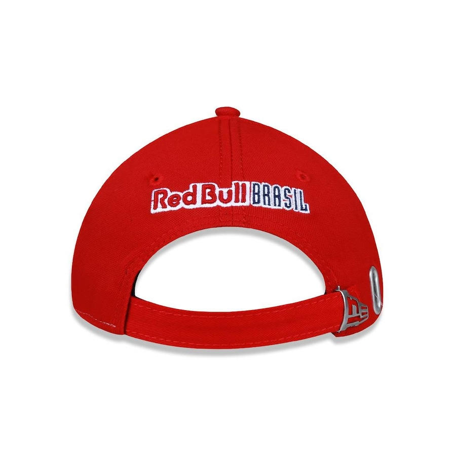 Boné Aba Curva New Era 940 Red Bull Soccer 21774 - Strapback - Adulto c82b138b285