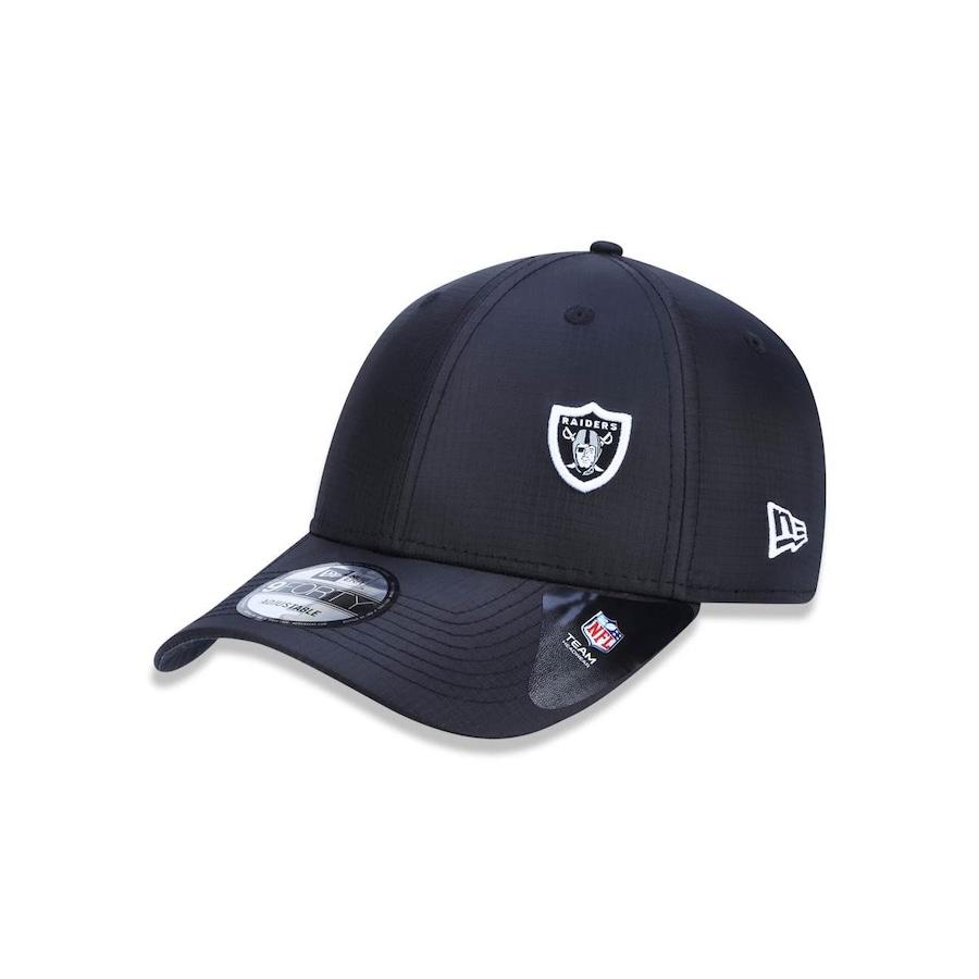 Boné Aba Curva New Era 940 NFL Oakland Raiders 44567 - Snapback - Adulto 4cf1b2c381e26