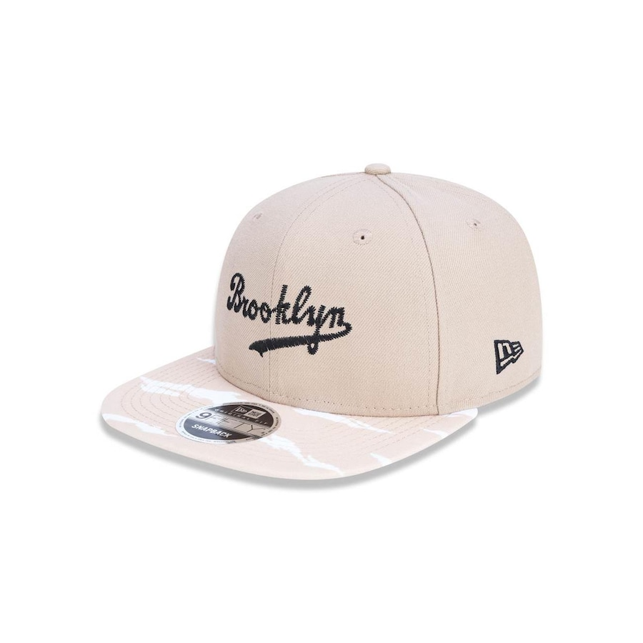 97167f259 Boné Aba Reta New Era 950 Original Fit MLB Brooklyn Dodgers 43734 - Snapback  - Adulto