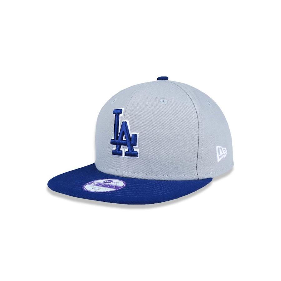 Boné Aba Reta New Era 950 Original Fit MLB Los Angeles Dodgers 33974 -  Snapback - Adulto c4beac7959a