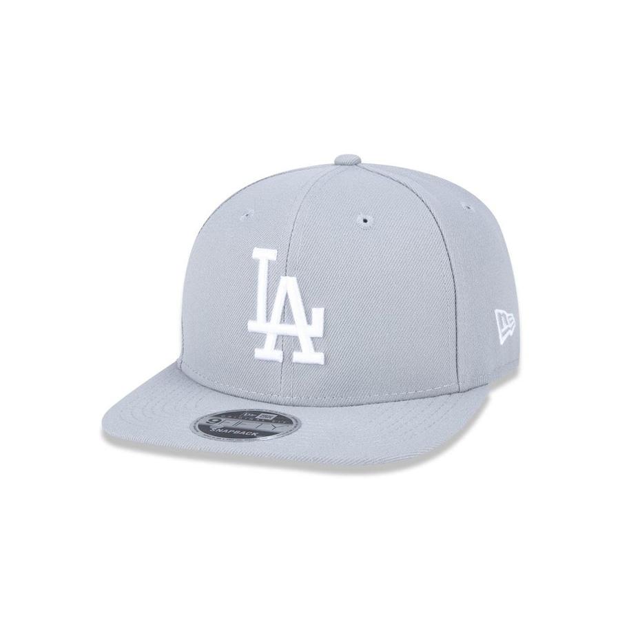 5542bc2383cc9 Boné Aba Reta New Era 950 Original Fit MLB Los Angeles Dodgers 29997 -  Snapback - Adulto