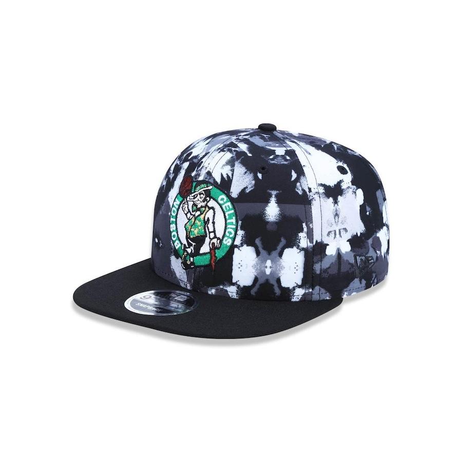 7fc396bf38 Boné Aba Reta New Era 950 Original Fit NBA Boston Celtics 38968 - Snapback  - Adulto