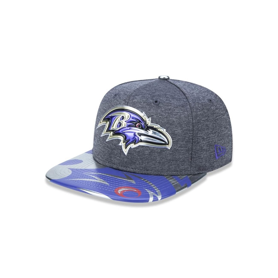 Boné Aba Reta New Era 950 Original Fit NFL Baltimore Ravens 39796 - Snapback  - Adulto 286445a9e2b