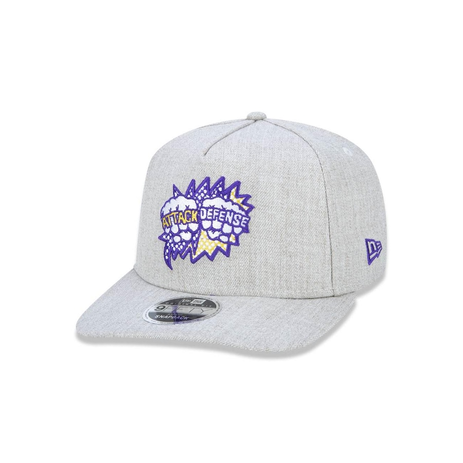 Boné Aba Reta New Era 950 Original Fit NBA Los Angeles Lakers 44142 -  Snapback - Adulto 2d785a24d65