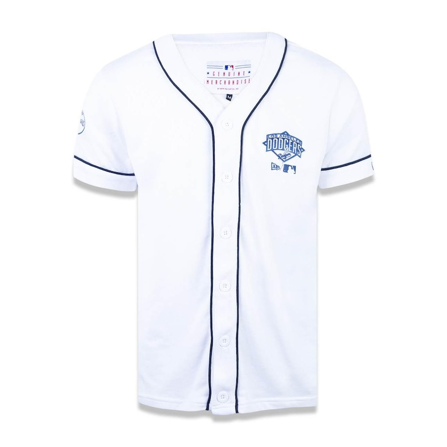 Camisa New Era MLB Los Angeles Dodgers 42661 - Masculina fbb8b939d1e09