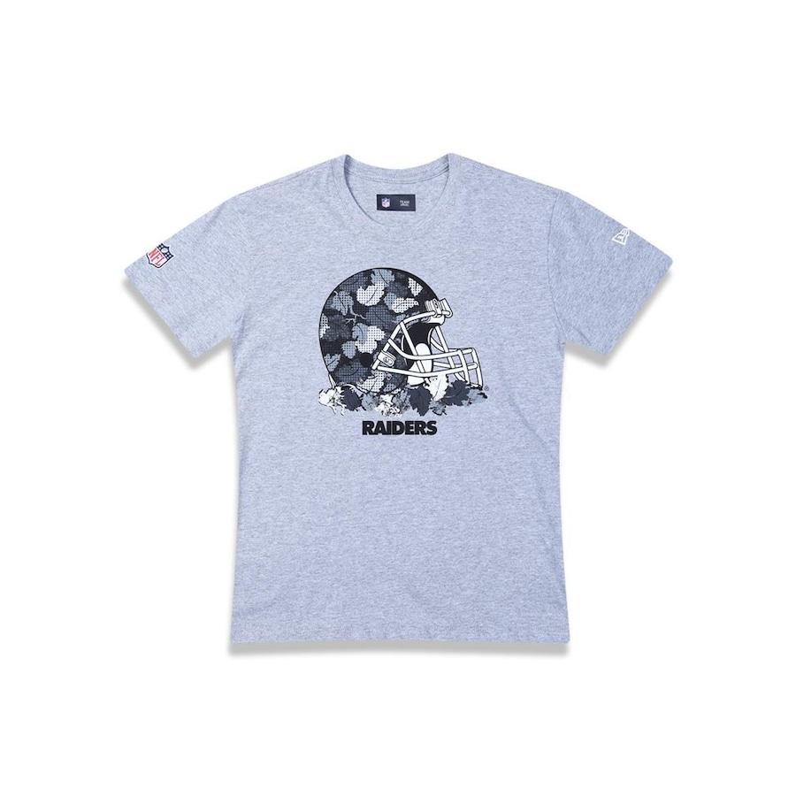 d37c50604 Camiseta New Era NFL Oakland Raiders 43414 - Infantil