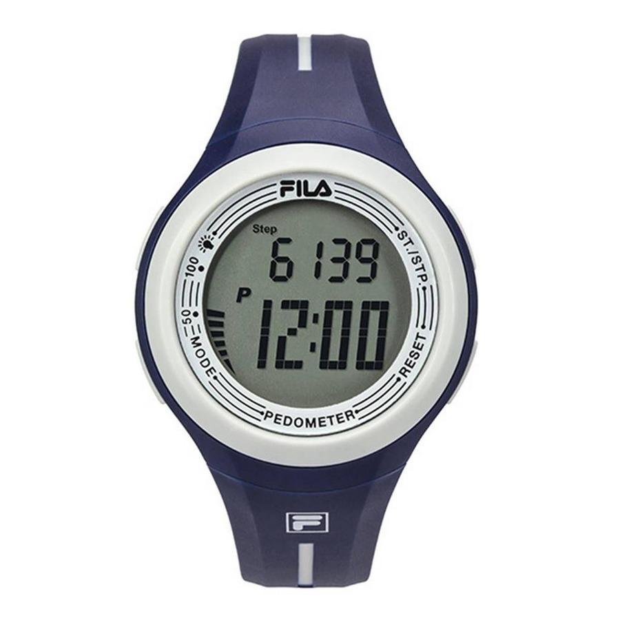 e6d033bb1ee Relógio Digital Fila Active com Pedômetro - Adulto