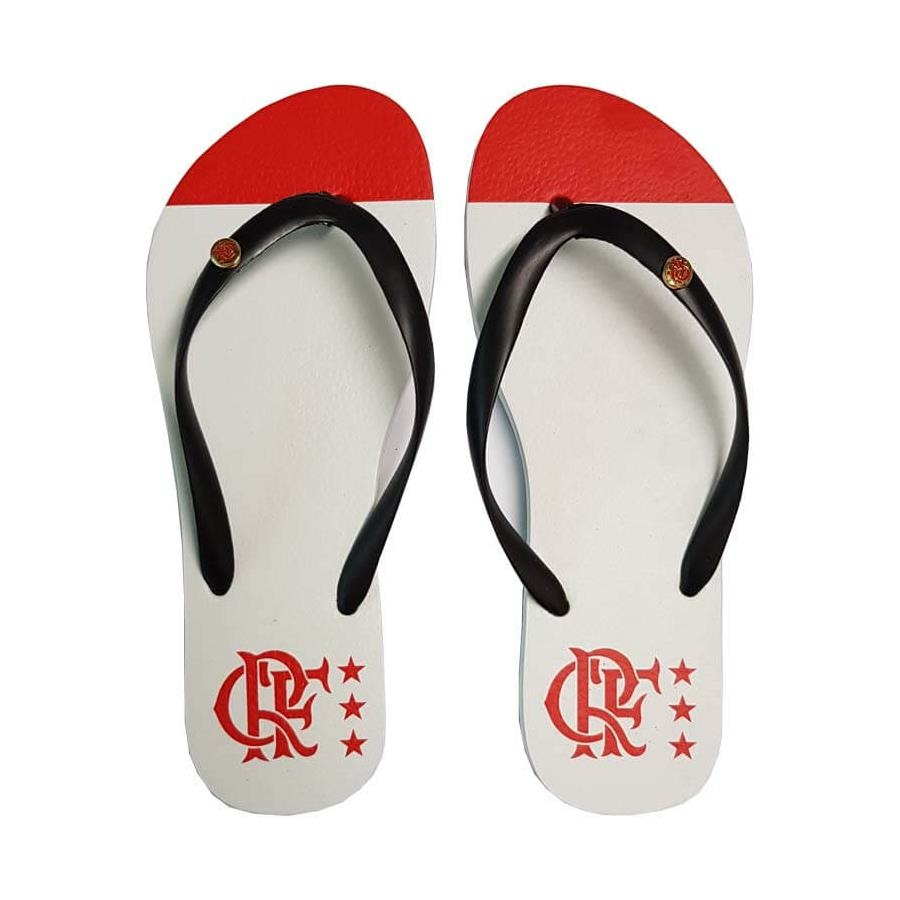 63ecff521f70c Chinelo do Flamengo Slim Rubber Manto 2 1981 - Feminino
