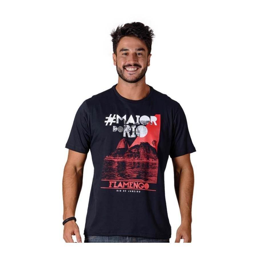 Camiseta do Flamengo Braziline Epic - Masculina 82556f6441ff4