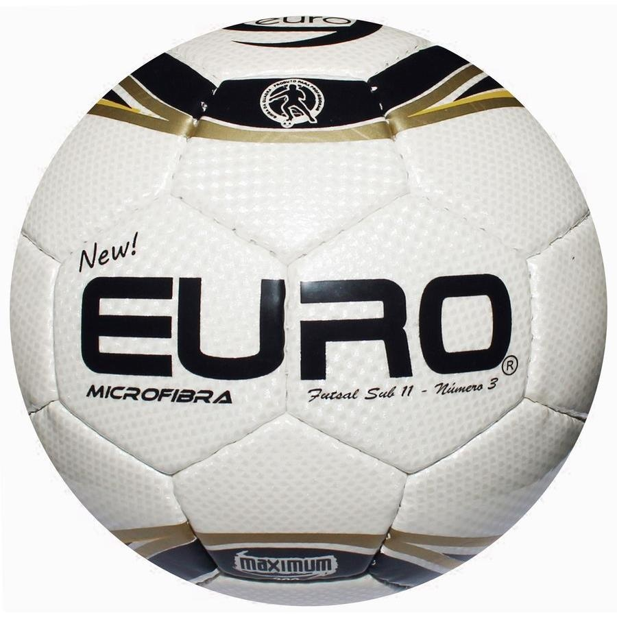 d65add3d52 Bola de Futsal New Euro Sub 13