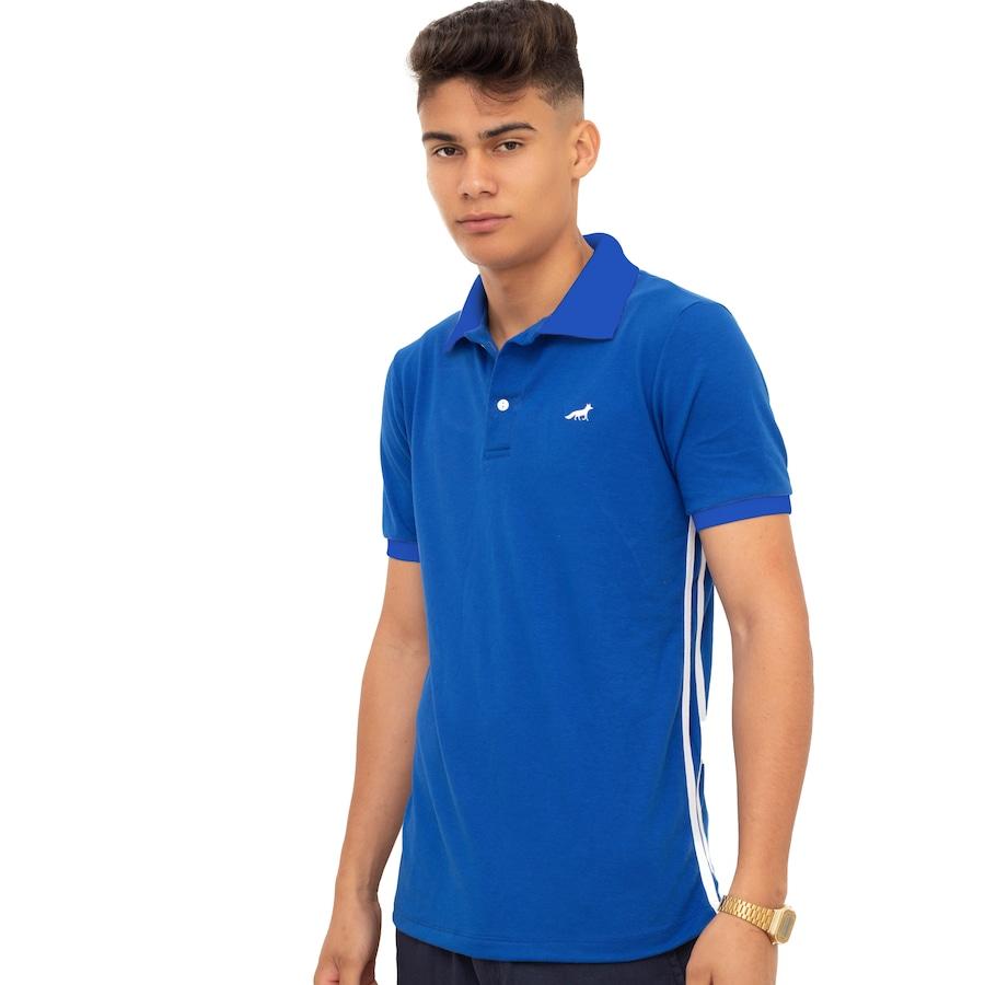 Camisa Polo do Cruzeiro Foco Basic I - Masculina 6db2cac54bc3e