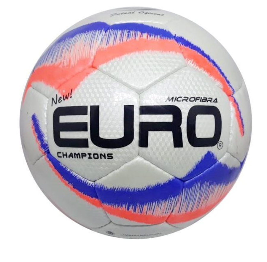Bola de Futsal New Euro Champions 73c778e3a8c81