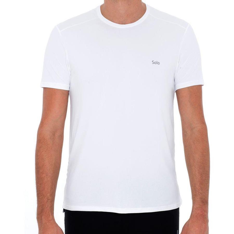 f887f12d51972 Camiseta Solo Ion UV com Proteção Solar - Masculina