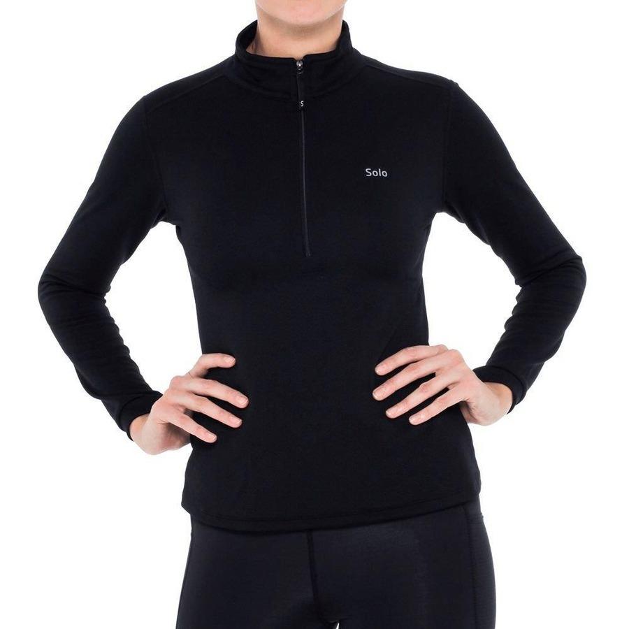 Blusa Segunda Pele Térmica Solo Zíper X-Thermo® DS - Feminina a886e8ad7b77e
