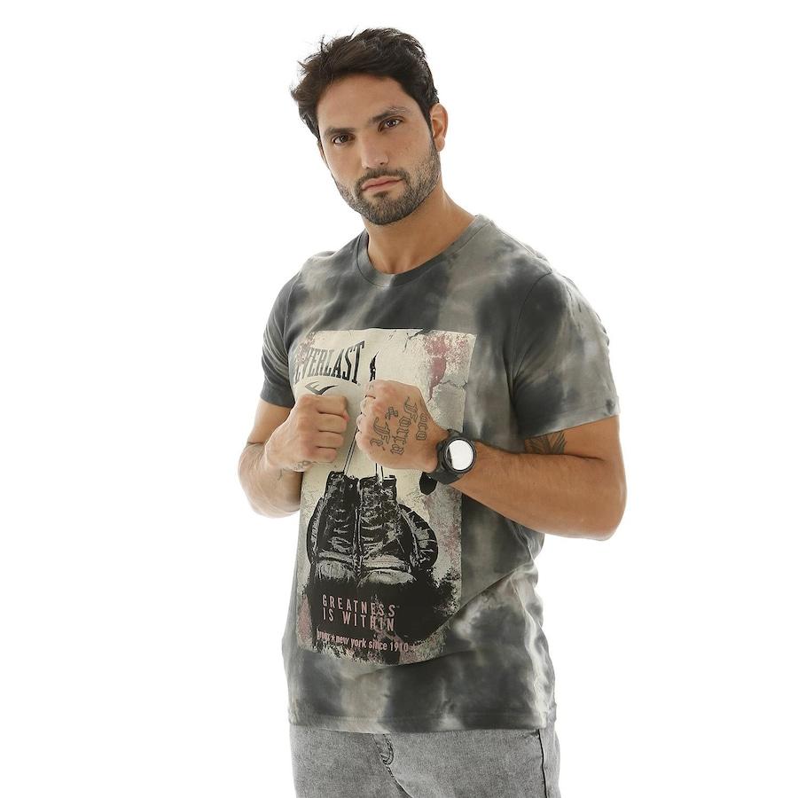 3116c783cc Camiseta Everlast Tie Dye I - Masculina