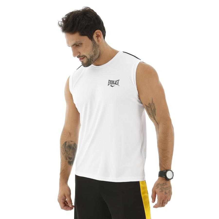 abca5578a0 Camiseta Regata Everlast Machão Dry I - Masculina