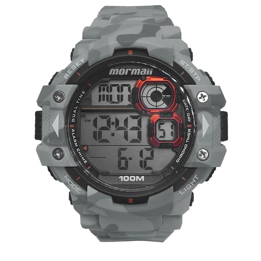 93b553c05577f Relógio Mormaii Digital Acqua Pro MO13609A8C - Masculino