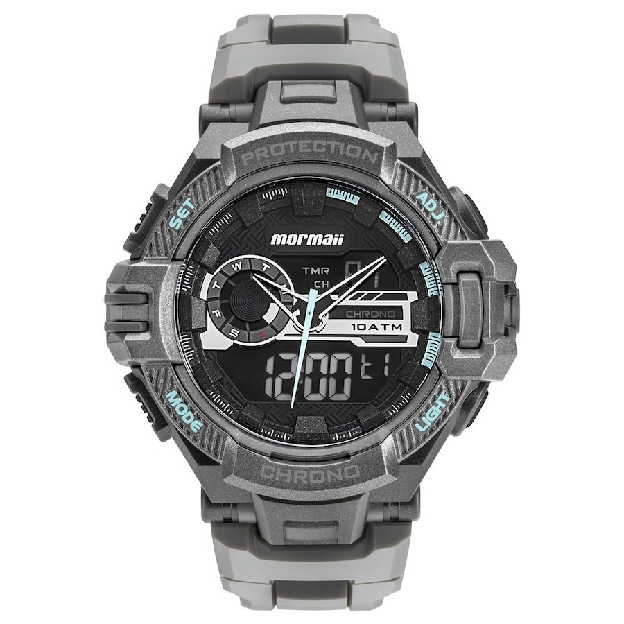057892b602e Relógio Mormaii Analógico Digital Acquaforce MOAD11348A - Masculino