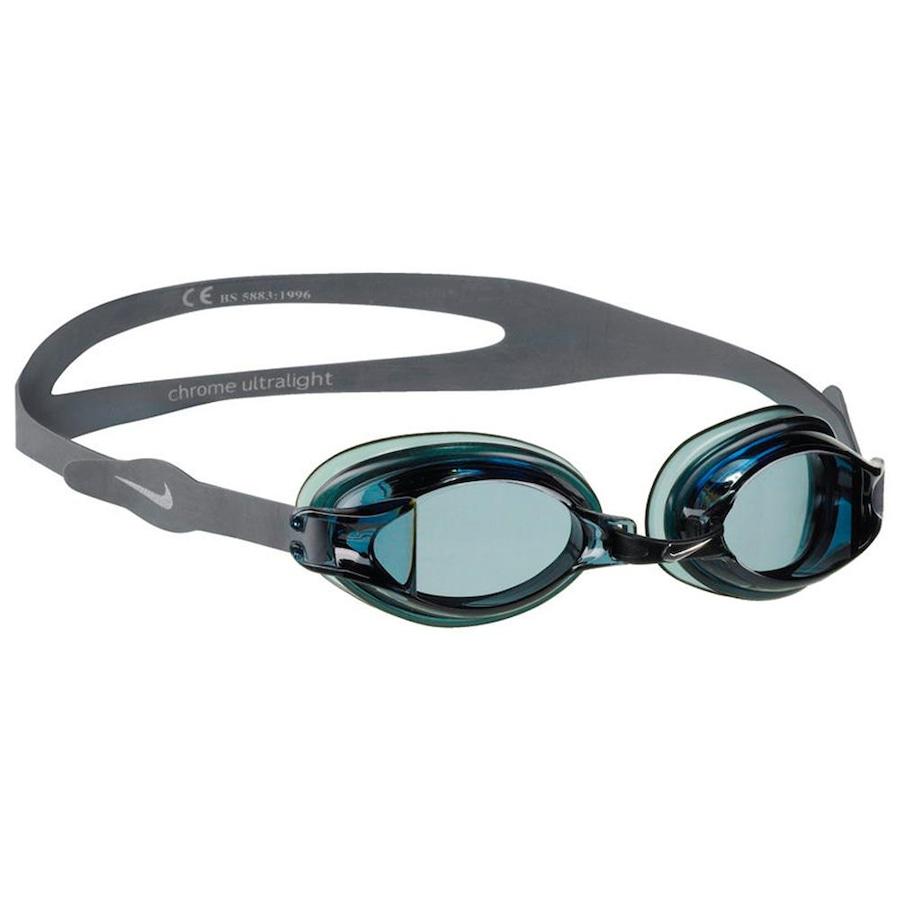 fd5a23f36 Óculos de Natação Nike Chrome 007 Smoke - Adulto