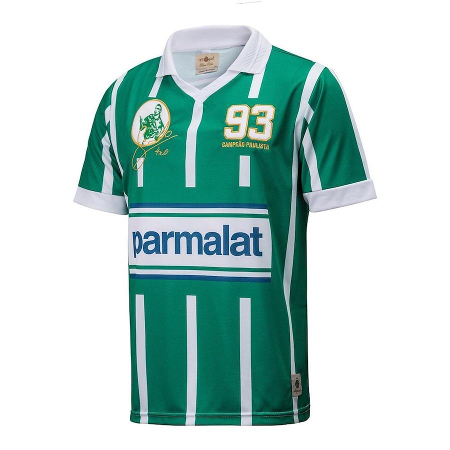 ceecda1769 Camiseta do Palmeiras Retrô Gol Zinho 93 - Masculina