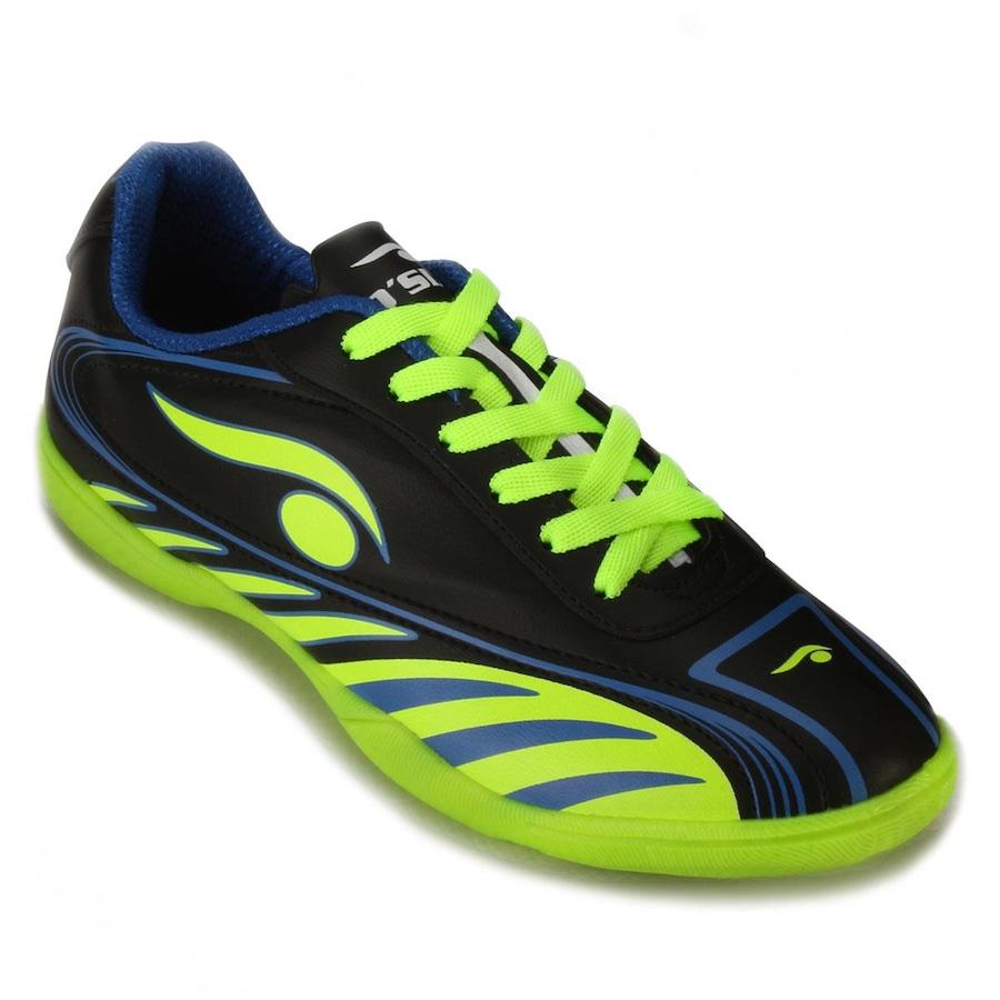 Chuteira de Futsal Dsix DS18-6203 - Masculina 91643e8a13229