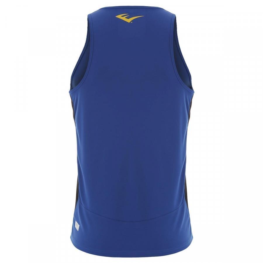 Camiseta Regata Everlast Dry Logo e Escrito Central - Masculina 3982ca0beff