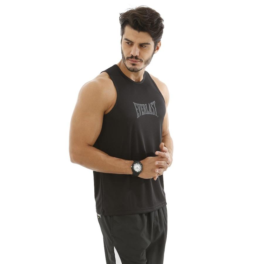 381f9b787a Camiseta Regata Everlast Dry III - Masculina