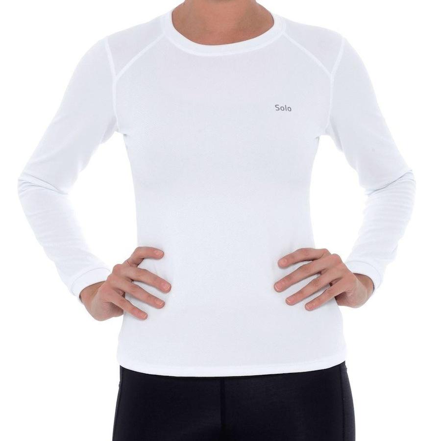 1da64c4ff9 Camiseta Segunda Pele Térmica Solo X-Thermo DS - Feminina