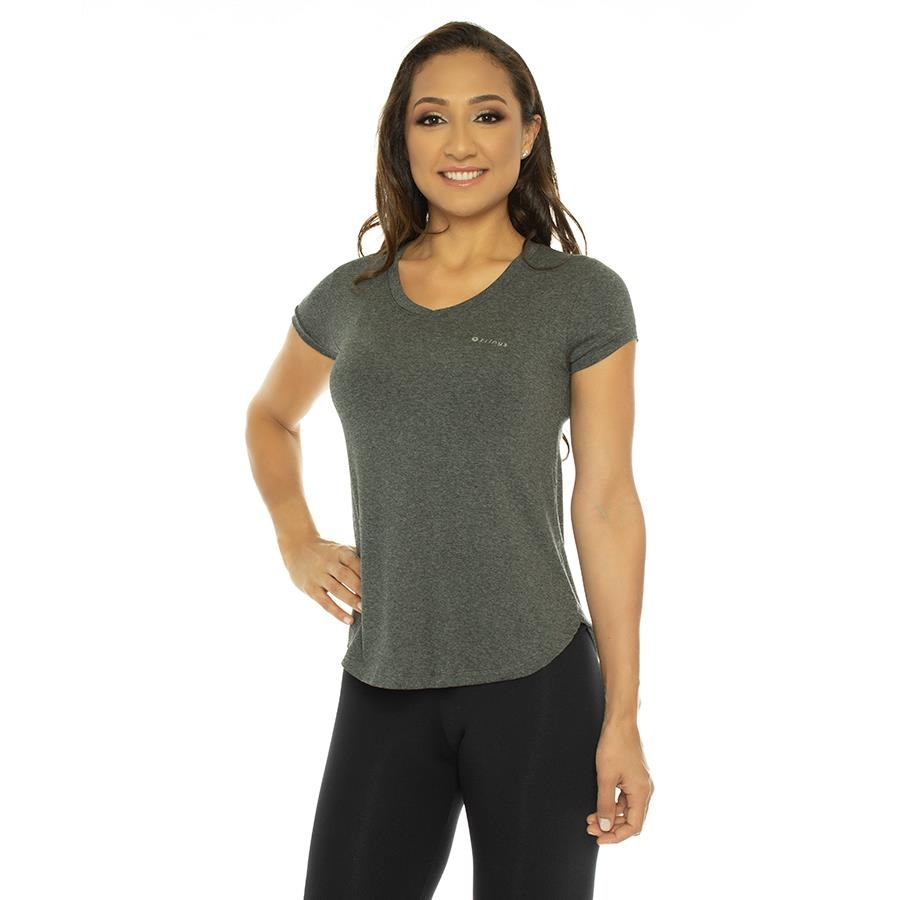 6c1f701cd8 Camiseta Trinys Flê - Feminina