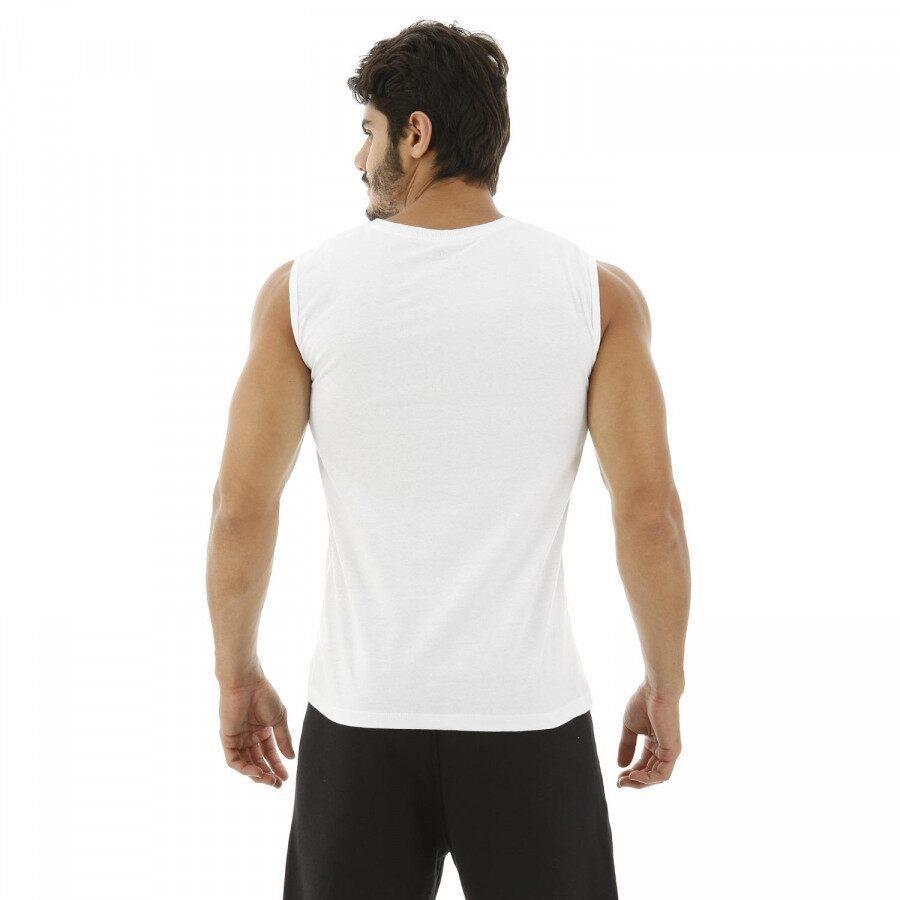 Camiseta Regata Machão Everlast Algodão Básica - Masculina 5669d94aa20