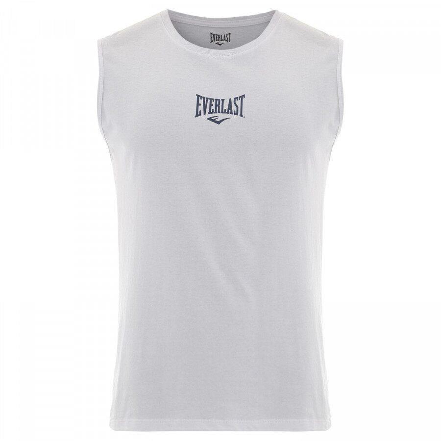 Camiseta Regata Machão Everlast Algodão Básica - Masculina 98d016d6eaa93