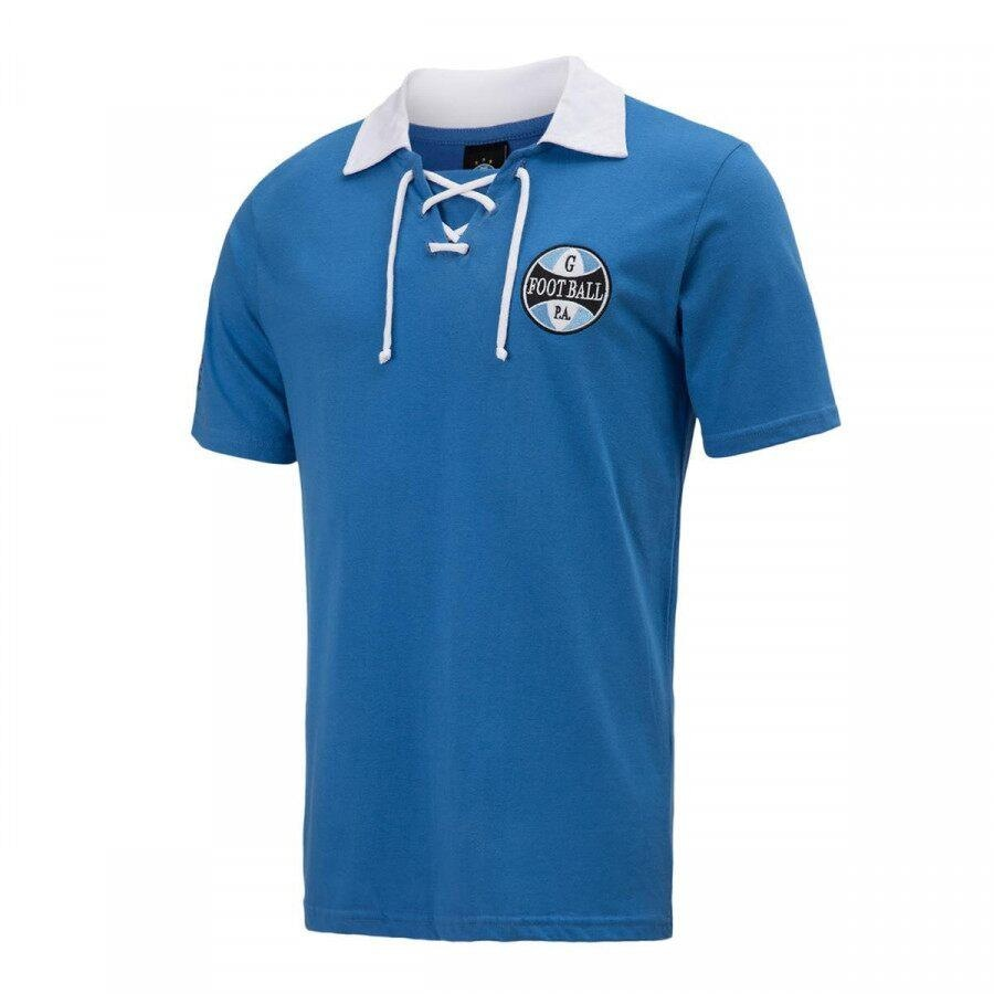 fbe4fe56af Camiseta Polo do Grêmio Retrô Gol 1922 - Masculina