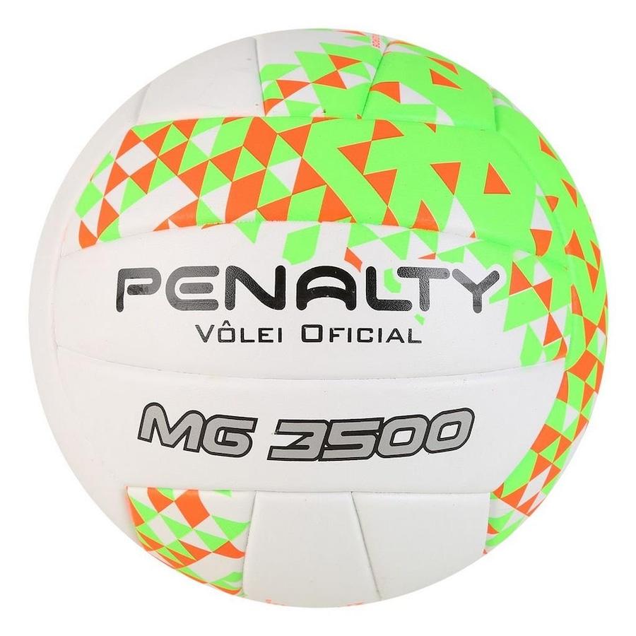 Bola de Volêi Penalty MG 3500 VIII c3eda75d37974