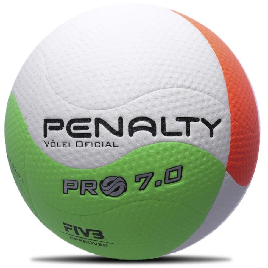 f1014134b5 Bola de Vôlei Penalty 7.0 Pro IX Apovada Fibv 2019